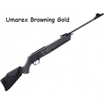 Umarex Browning Gold